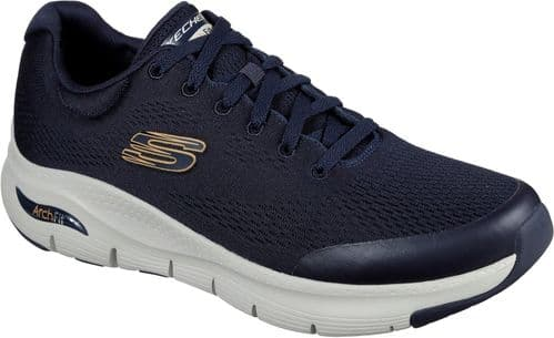 Skechers Arch Fit Mens Sports Navy